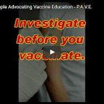 People Advocating Vaccine Education P.A.V.E